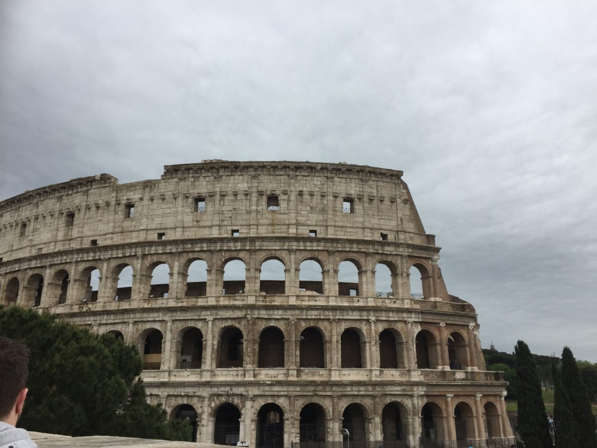 The Greatest Roman Nickname - How The Colosseum Got It's ...